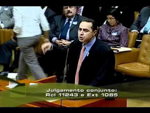 Cesare Battisti — Defesa no STF por Luís Roberto Barroso - Parte 1