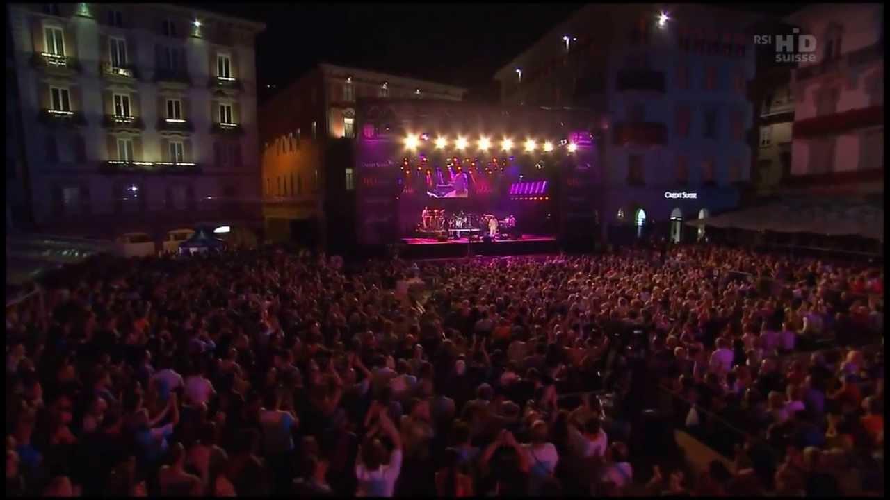 Hugh Masekela: 'Happy Mama' - Live at Estival Jazz Lugano 2009