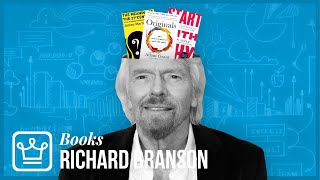 15 Books RICHARD BRANSON Thinks Everyone Should Read