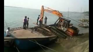 Tekneye kepçe yüklemek, sizce ne olacak ?