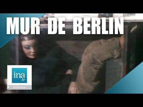 Comment s'évader de Berlin Est ? - Archive INA