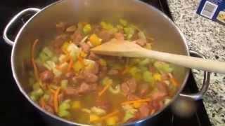Cooking W/ Gradysmom13: Kielbasa Veggie Soup