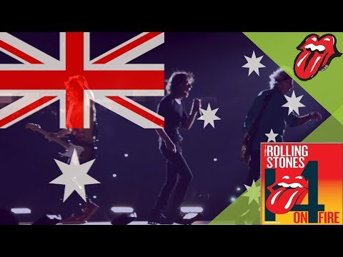 Australia & New Zealand - The Rolling Stones are coming!