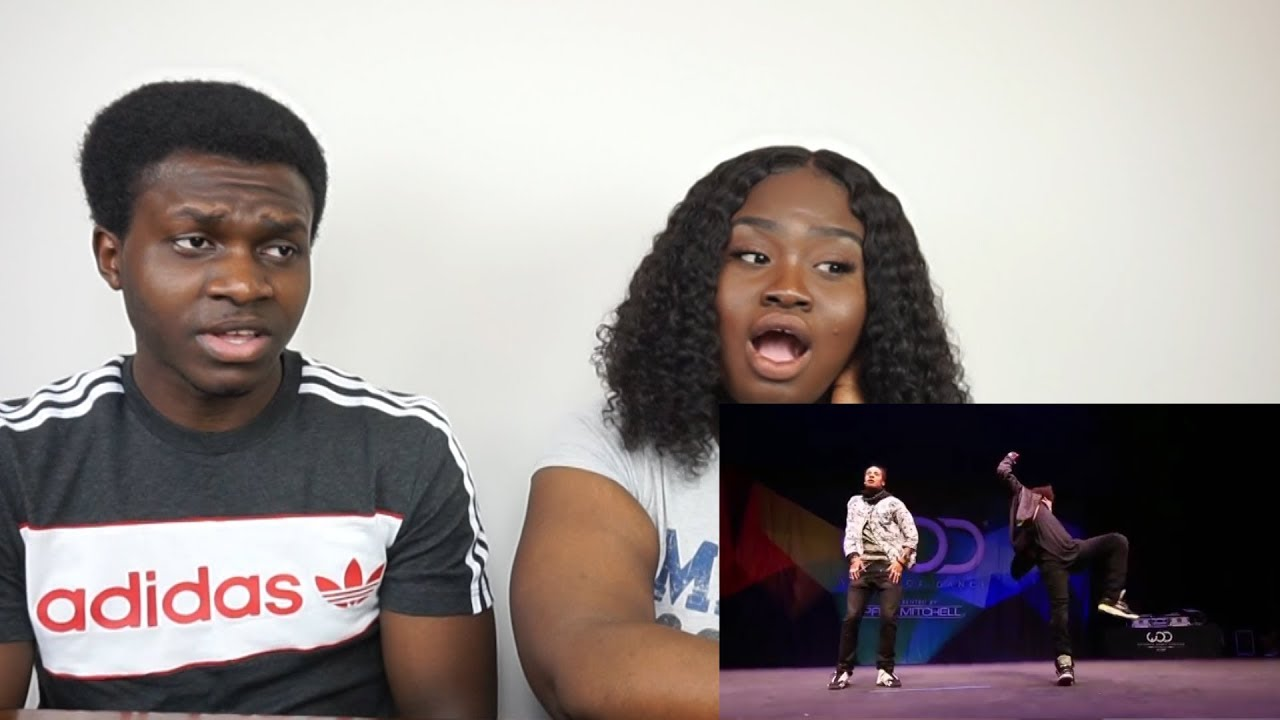 ( LES TWINS )THE BEST DANCERS IN THE WORLD **REACTION VIDEO**