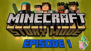 """★Minecraft Story Mode - Order Of The Stone - """"BUILDING CONTEST!"""" (Part 1) EPISODE 1★"""