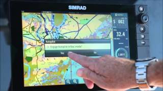 NSS evo2 navigating to a waypoint on nss evo2 Page Stuart Wood teaches some basic operations and qui