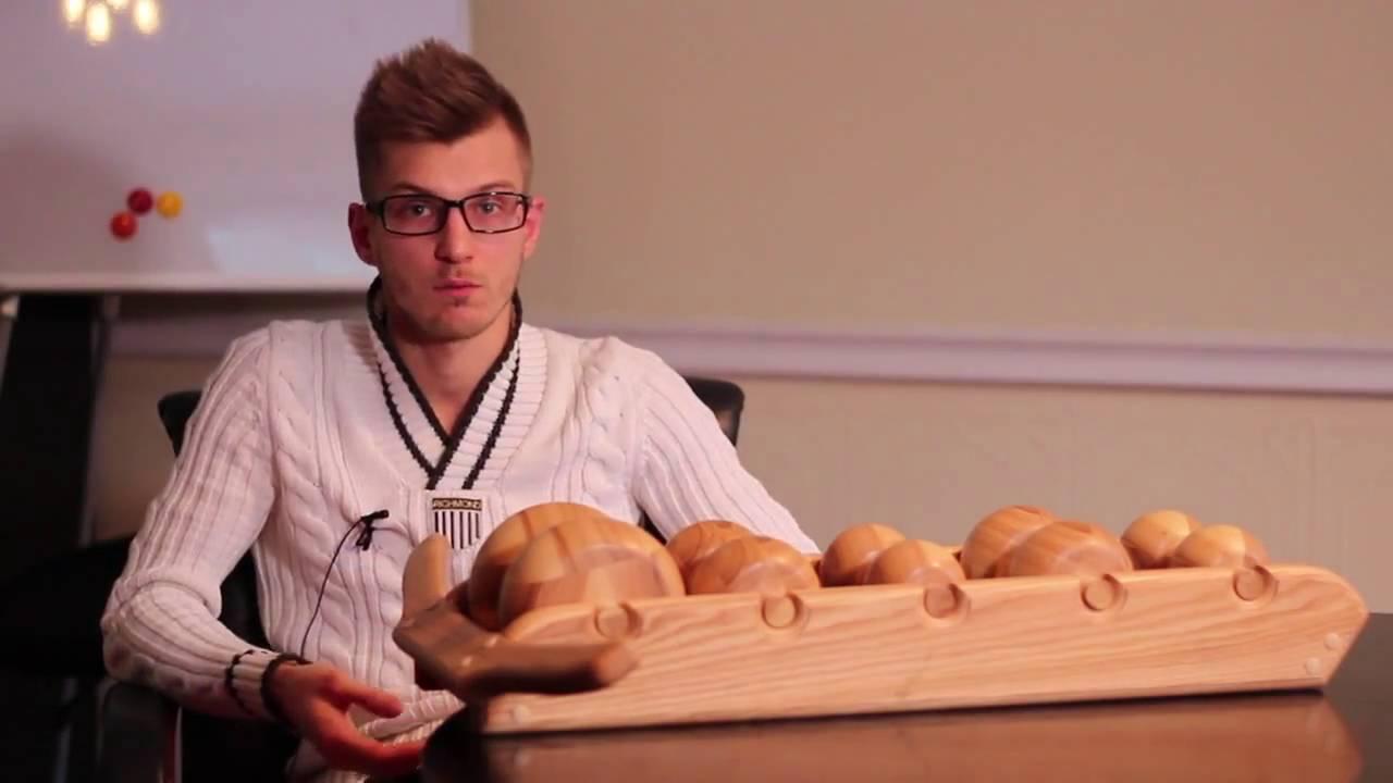 Массажер разумовского своими руками техники массажа лица на дому
