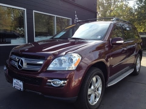 For sale 2008 mercedes benz gl450 4matic excellent for Mercedes benz 2008 gl450 for sale