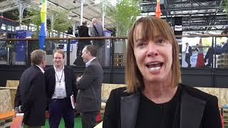 Janette Sadik-Khan Talks Urban Transport Leadership