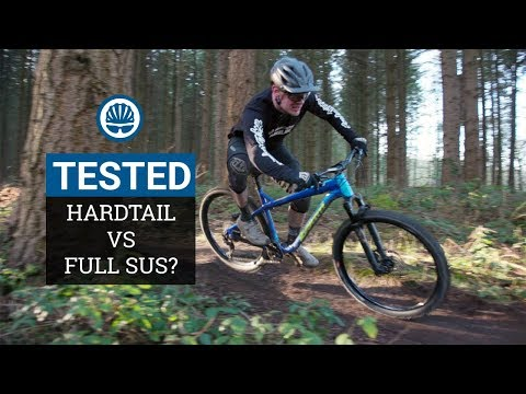 Hardtail or Full Suspension Mountain Bike? | Which Should You Buy?