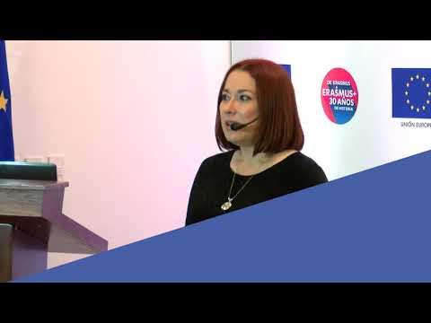 Erasmus Talks México: Astridh Lorena Paradela