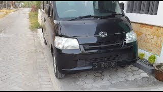 Review Daihatsu Gran Max D 1.3 2014 (Sebelum improvement) Indonesia