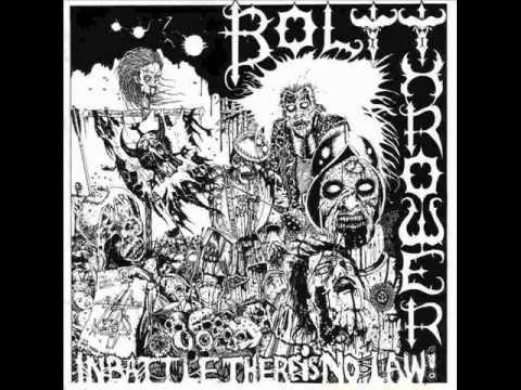 Bolt Thrower- In Battle There Is No Law mp3