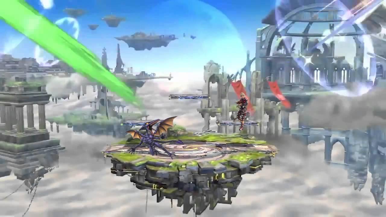LEAKED VIDEO Ridley CONFIRMED Super Smash Bros WiiU