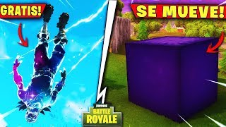 SKIN GALAXY DRAW! FORTNITE Battle Royale WHICH HAPPENS WITH THE CUBE?? TIME WITH SUBS!!