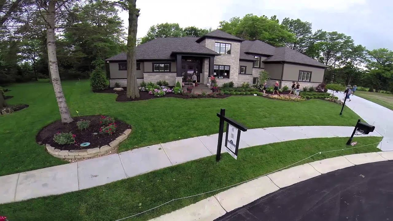 Hoss Homes Home-A-Rama Brookside In Westfield, Indiana