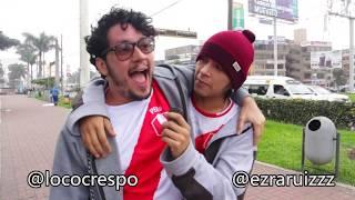 PERÚ - BRASIL y ÁRBITRO CHILENO | @ezraruizzz @lococrespo