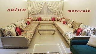Salon marocain 2019💕💖آخر ماكين فالصالون المغربي