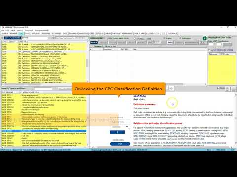 USPTO 7 Step Patent Search Strategy - Quick Intro