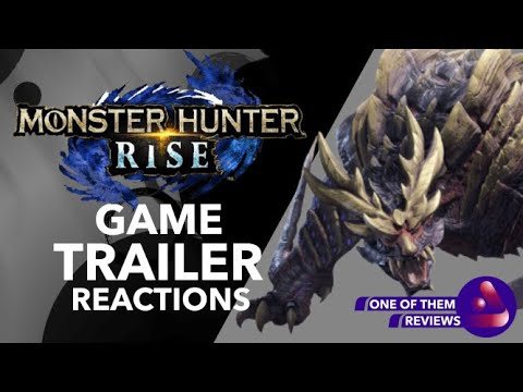 Monster Hunter Rise PC game play reactions. thumbnail