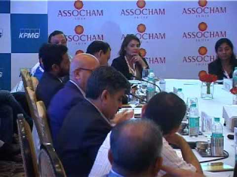 ASSOCHAM 9th TELECOM INDIA (Session on Mobile Phone Industry )