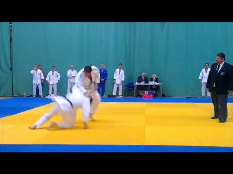 White Belt Vs Black Belt In Judo