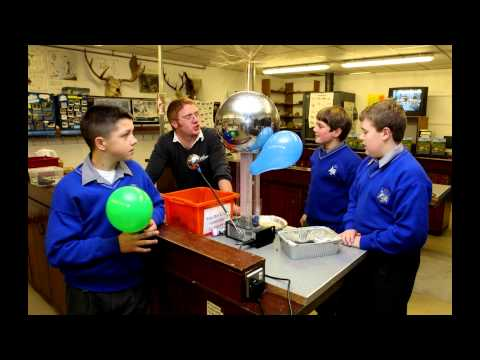 Jamies rap of Arklow Community College
