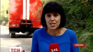 Взрывы под Киевом