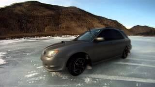 Subaru Ice Donuts
