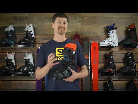 Salomon S Max 120 Ski Boots- Men's 2019 Review