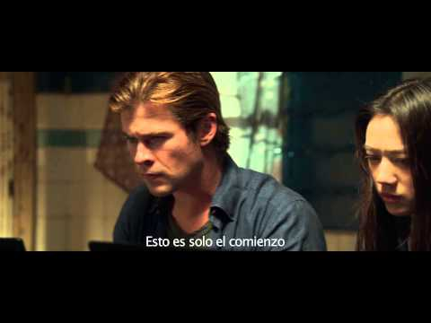 HACKER - AMENAZA EN LA RED (Blackhat) - Trailer oficial subtitulado HD