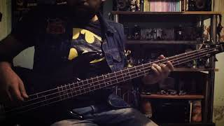 Zombie - Bad Wolves (The Cranberries cover) (bass cover) Video