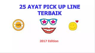 Download Video 25 AYAT PICK UP LINE TERBAIK. SEMUA MENARIK! MP3 3GP MP4