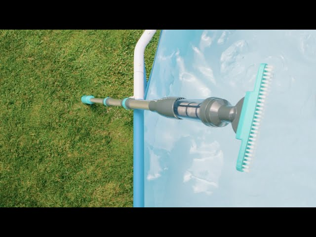 Aspirateur Piscine Spa Gifi Youtube
