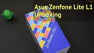 Asus ZenFone Lite L1 (ZA551KL) Review Videos