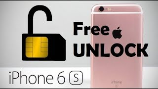 Free sim network unlock