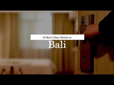 10 Best 3 Star Hotels in Bali - 2018