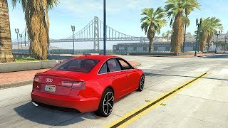 GTA 6 НА ДВИЖКЕ BEAMNG DRIVE!