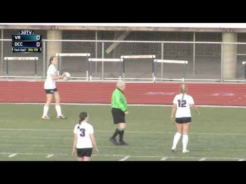 Discovery Canyon vs Vista Ridge girls soccer full broadcast
