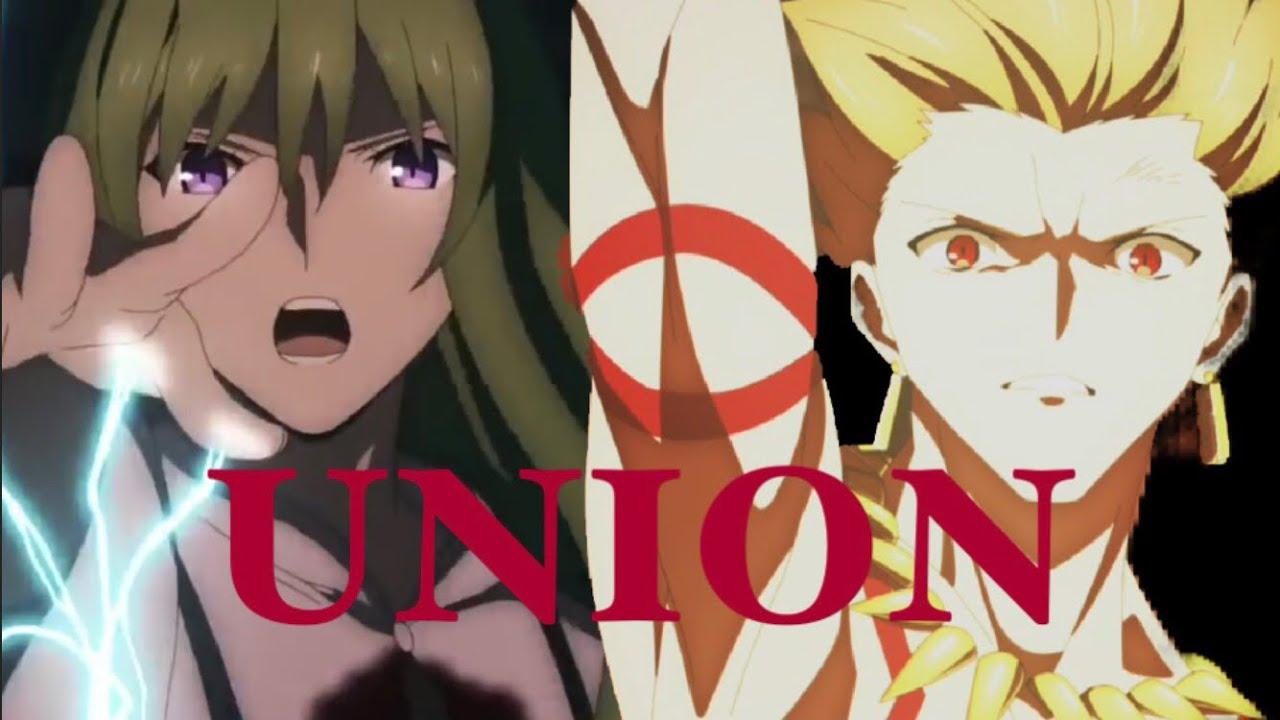 【MAD/AMV】「UNION」【FGO】リメイクver ※2部5章までのネタバレ注意