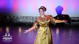 Angelica G.  L'Amour - 2017 Oklahoma City Burlesque Festival