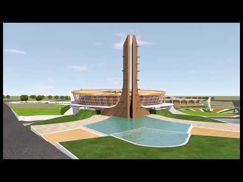Centre International de Conférence Mahatma Gandhi de Niamey