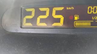 234 Km/h World record Twingo 1