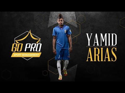 Yamid Arias CD La Mazzia  Born 13011997