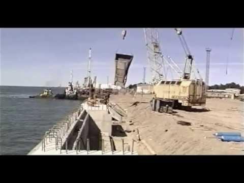 Klaipėdos uosto 25-ečio filmas