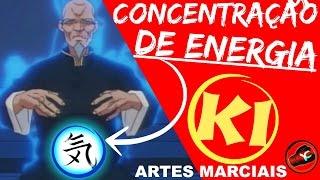 CONCENTRANDO  O KI ou CHI (ENERGIA VITAL)NAS ARTES MARCIAIS TANDEN EXERCICIOS1