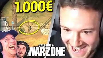 1.000€ Wette mit Monte! 😱👀   InscopeGaming
