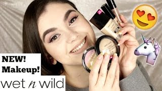 new wet n wild makeup 2017 first impressions fair skin