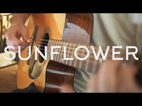 Post Malone & Swae Lee - Sunflower // Fingerstyle Guitar Cover