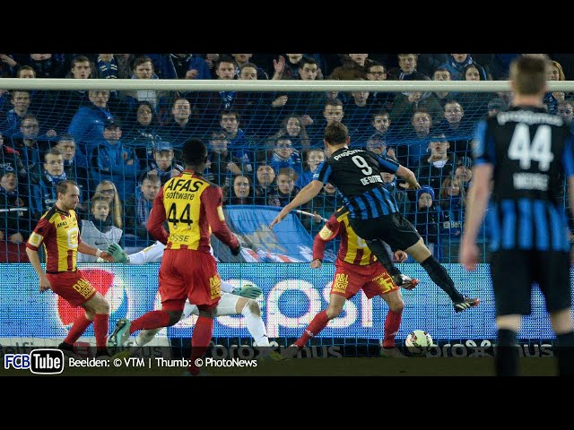 2014-2015 - Jupiler Pro League - 22. Club Brugge - KV Mechelen 1-1